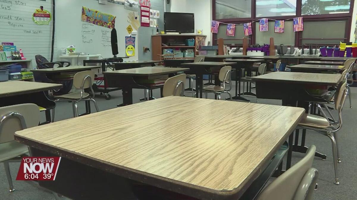 DeWine extends curfew three weeks and changes student quarantine guidance