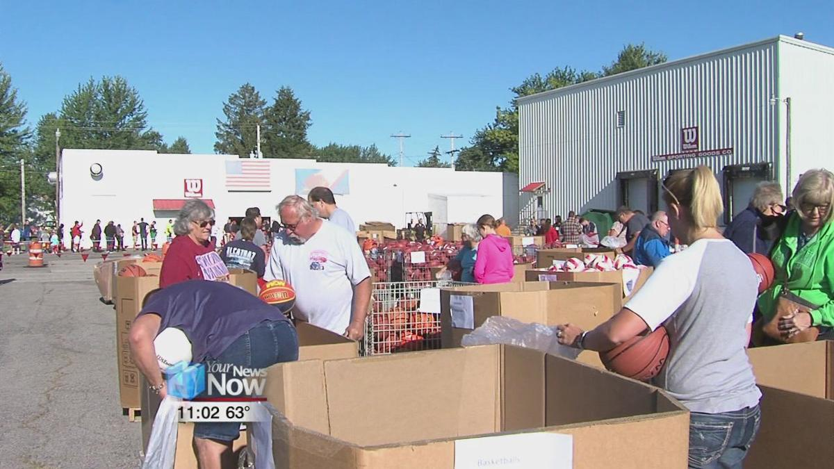 People travel from near and far for annual Wilson Garage Sale1.jpg