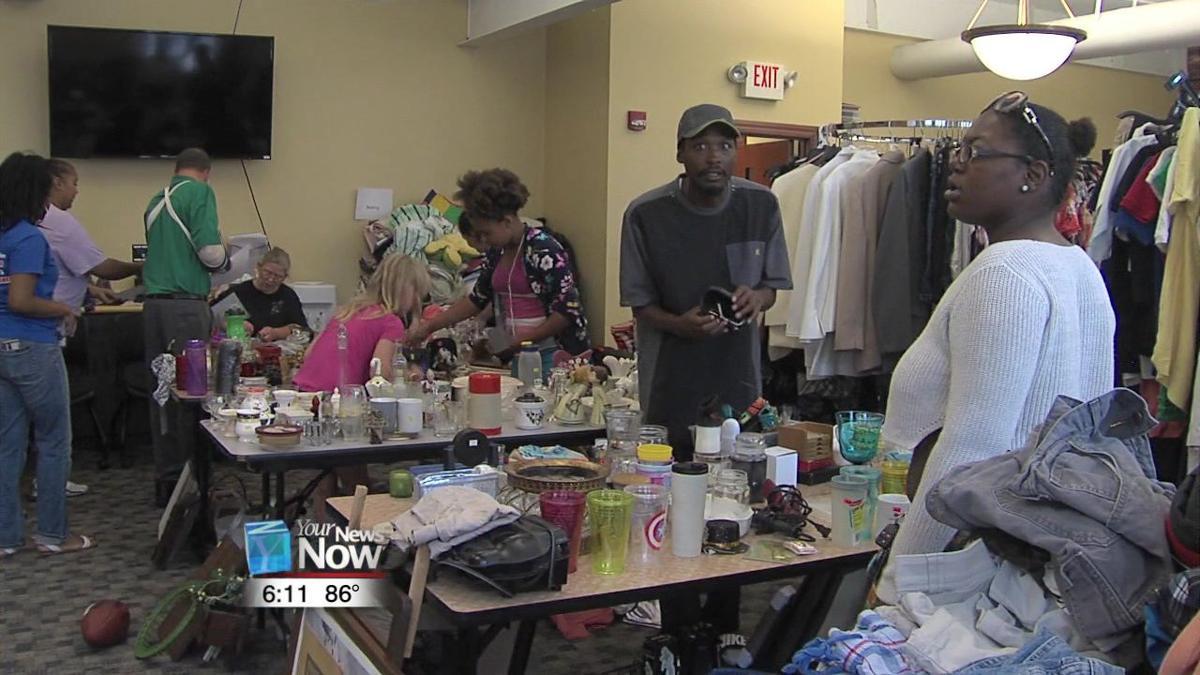 Allen County Children Services hold Un-Garage Sale Day 2.jpg