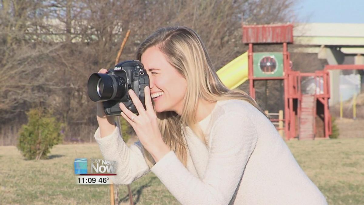 Local photographer brings national project to the area