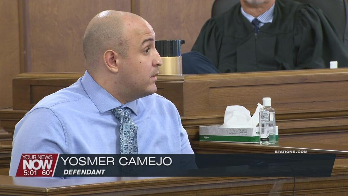 Defendant takes the stand in rape trial to tell different story than the alleged victim