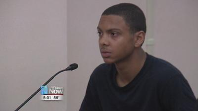 Lima teen given 25 years in prison for gas station burglary and shooting at police