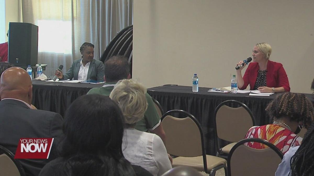 Hardesty and Smith face off in second mayoral debate