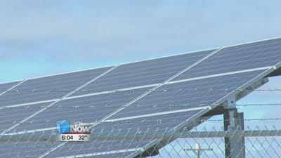 Village Of Minster First In The Country To Combine Solar Energy With Storage System