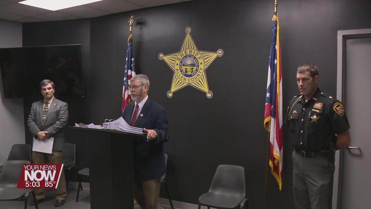 West Central Ohio Crime Task Force seizes 11.5 kg of fentanyl
