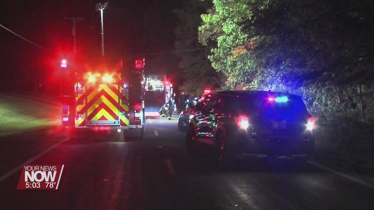 Warrant issued for man who allegedly cause Monday's fatal crash in Shawnee Township