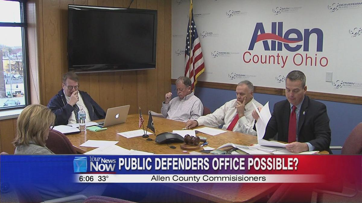Talks continue to form an Allen County Public Defender Office