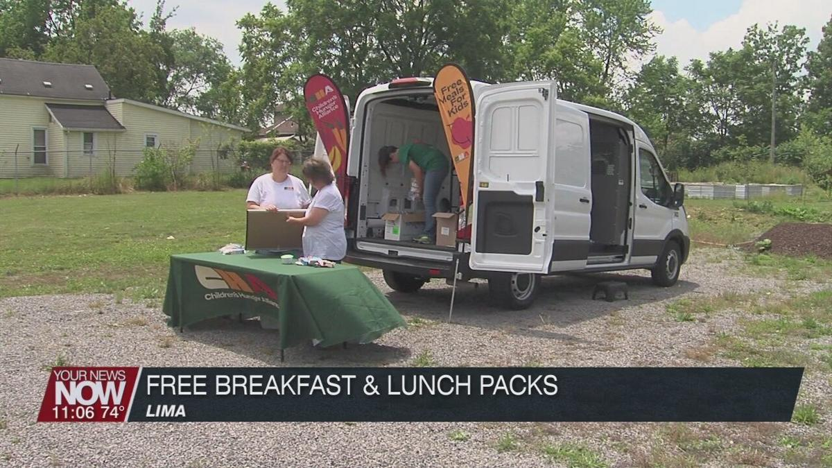 Children's Hunger Alliance offers kids free meals in Lima