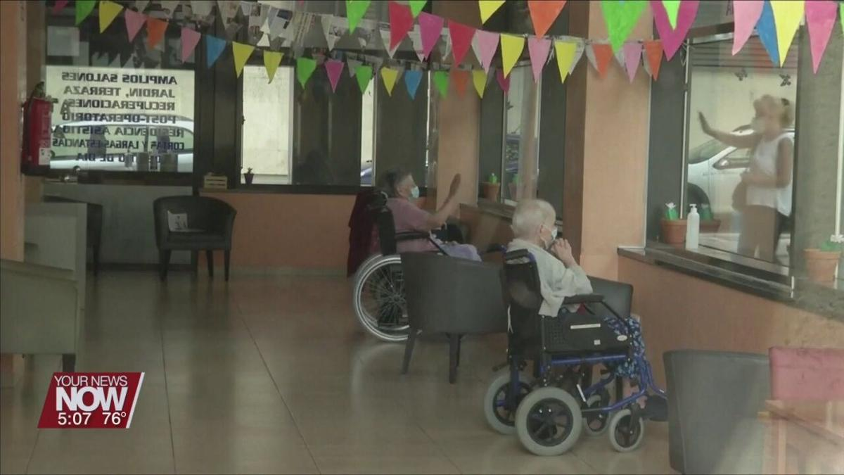 Indoor visitation at nursing homes to return in Ohio on October 12th