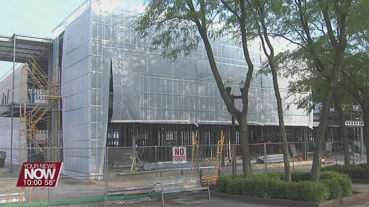 Rhodes State College downtown building gets a name