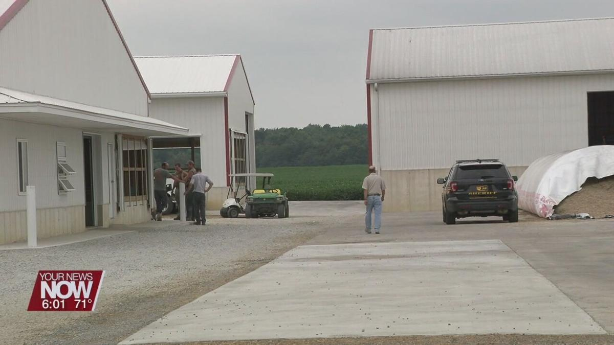 Three Mercer County men die after farming accident