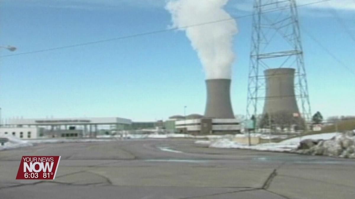 Ohio lawmakers looking at repealing nuclear plant bailout