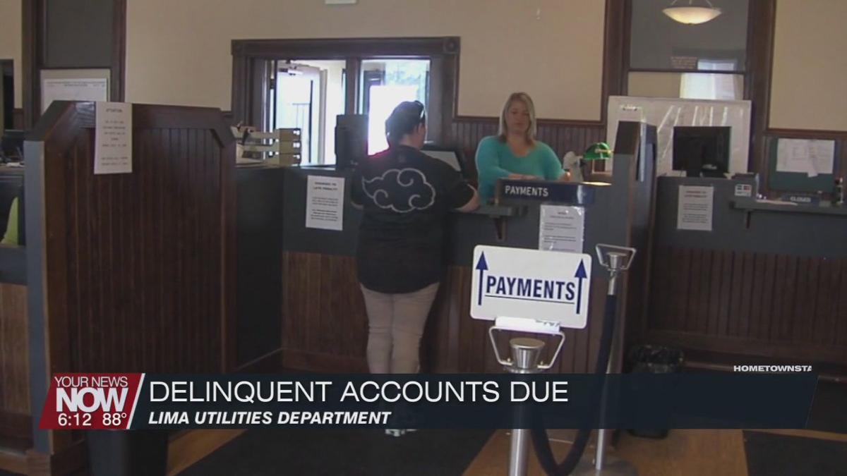 City of Lima will start to collect on overdue accounts