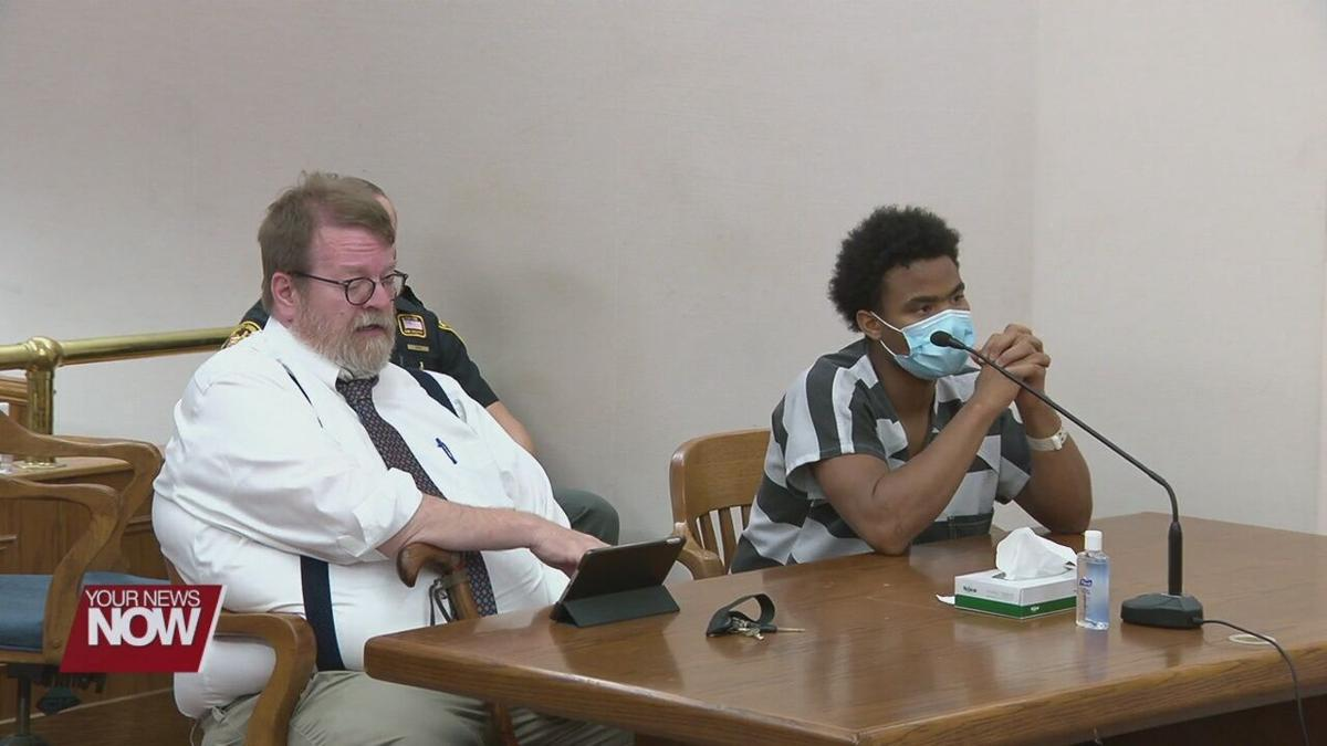Lima man facing burglary and rape charges has bond lowered Thursday