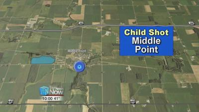 Young child dies from gunshot wound in Van Wert County