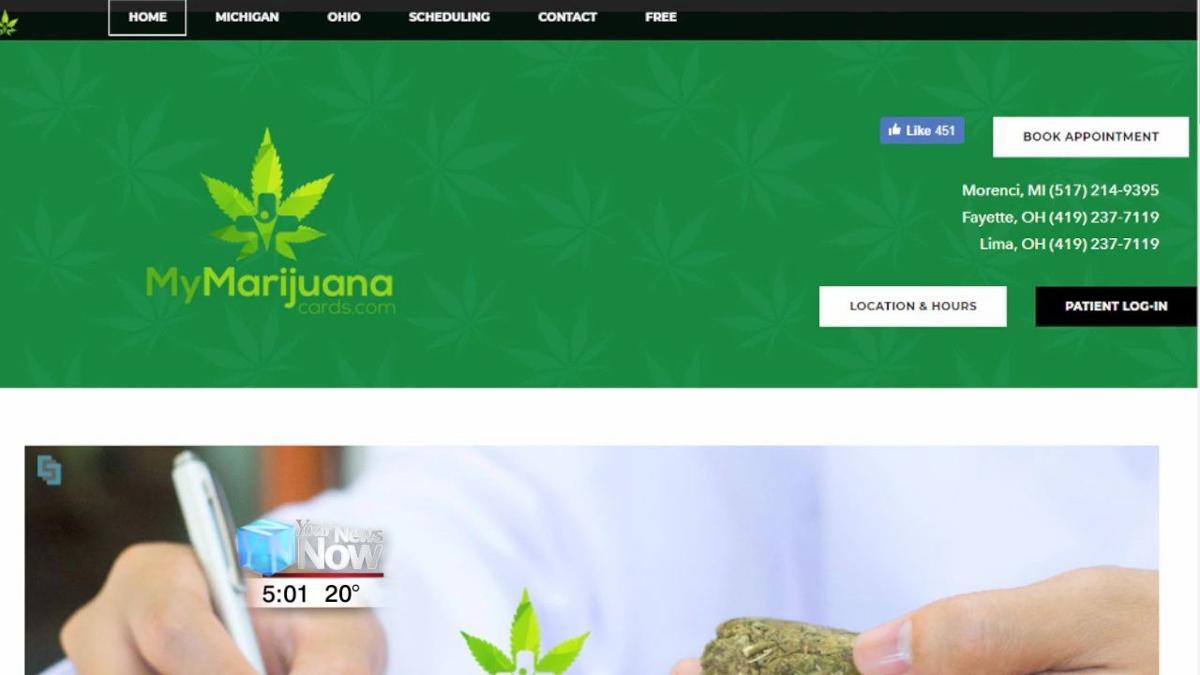 New medical marijuana clinic opens up in Lima 1.jpg