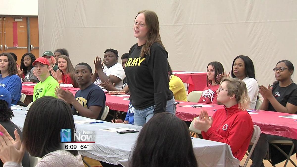77 Lima seniors commit to higher education or the military on Academic Signing Day 2.jpg