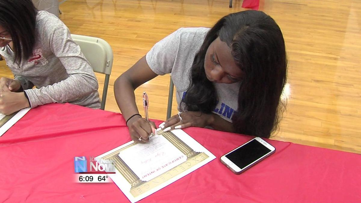 77 Lima seniors commit to higher education or the military on Academic Signing Day 1.jpg