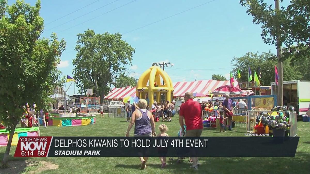 Kiwanis Club of Delphos to hold July 4th event with no beer tent