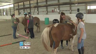 Equestrian Therapy Program holds Horse Camp 2.jpg
