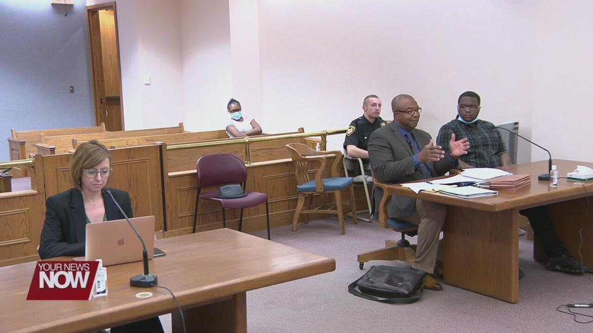 State requesting consolidation in Dejuan Lucas case