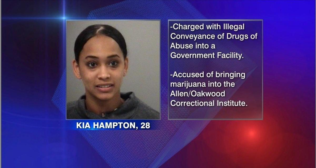 former miss kentucky caught smuggling marijuana into allen oakwood correctional news hometownstations com allen oakwood correctional