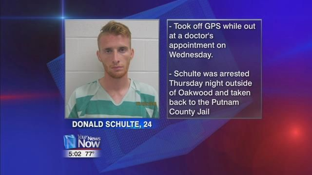 Escaped Putnam County inmate captured | News