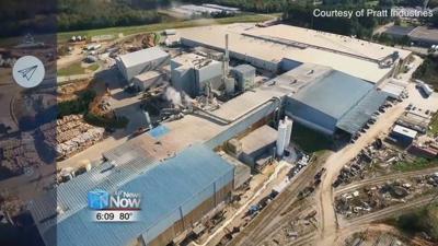 Wapakoneta mayor says Pratt Industries ahead of schedule