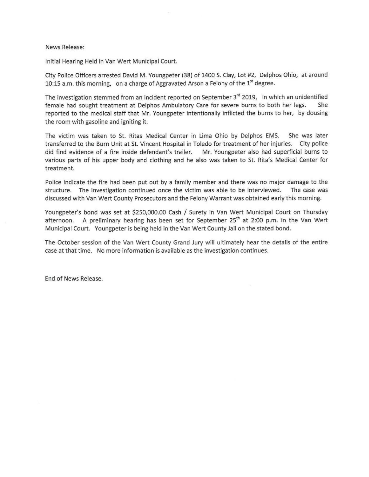 Youngpeter News Release.pdf