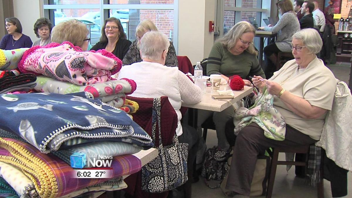 Auglaize County group bringing comfort through blankets1.jpg