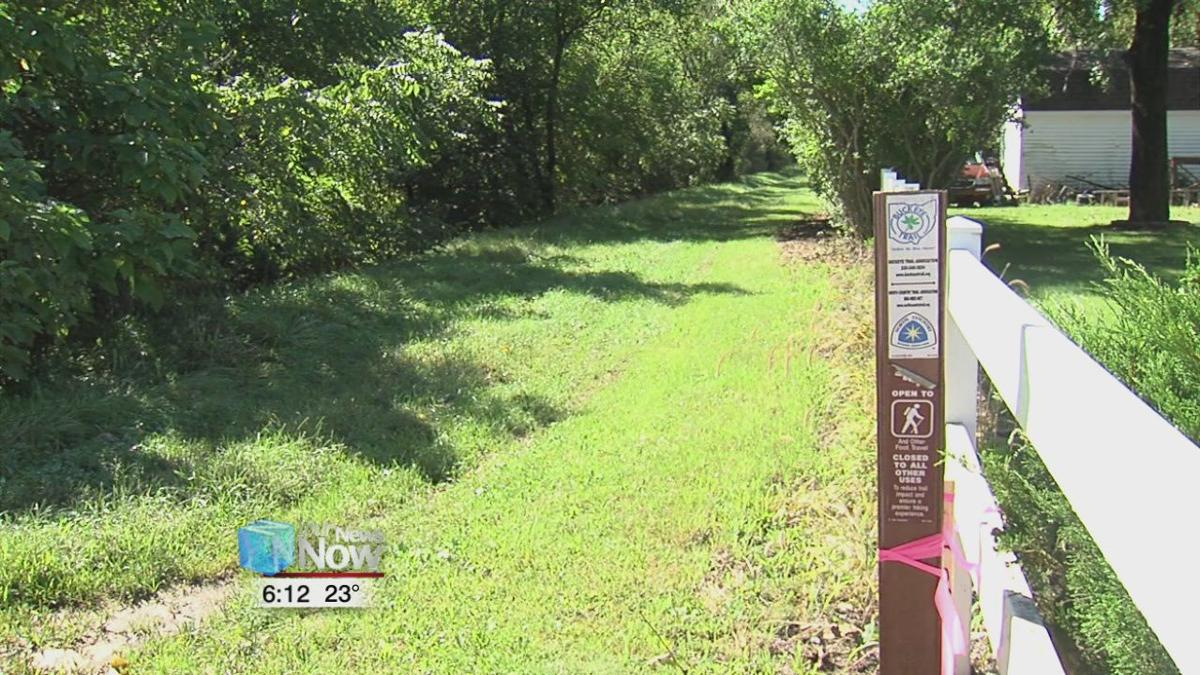 JAMPD finishes phase two of Miami Erie Canal Towpath