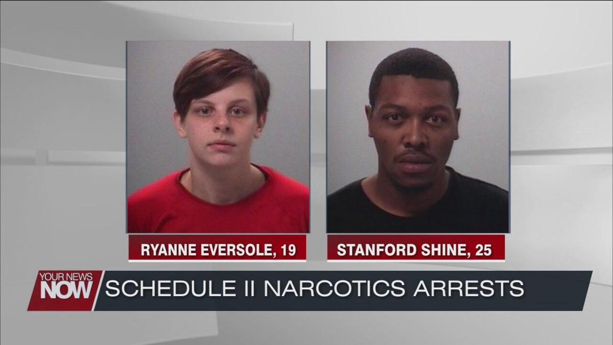 Three arrests made during narcotics related search warrant