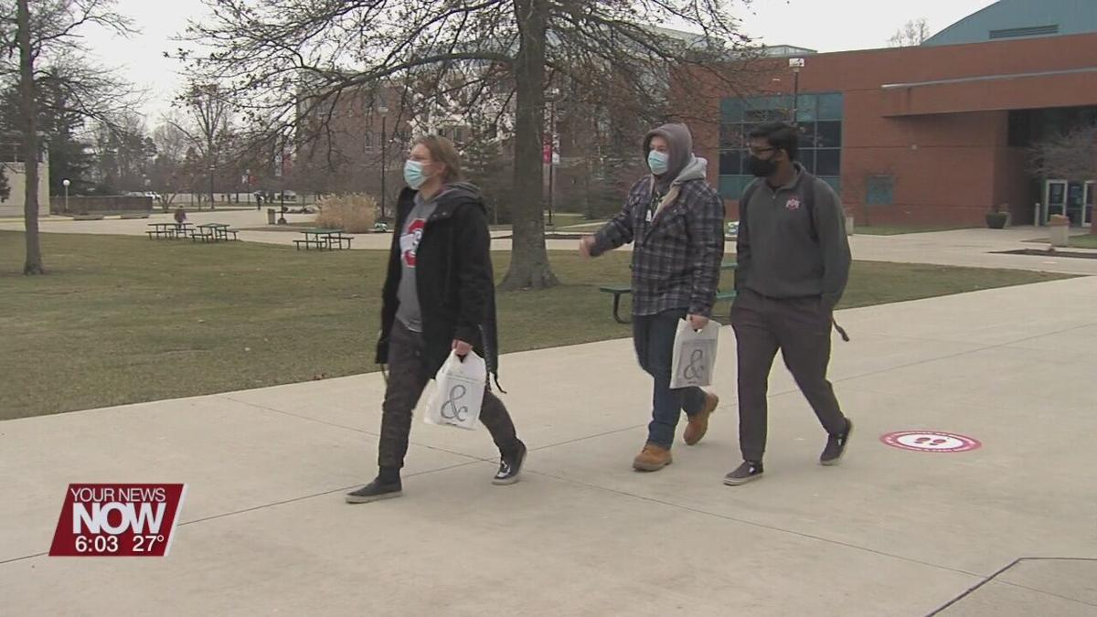 Ohio State starting spring semester with virtual classes