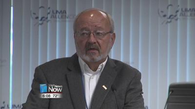 Lima Mayor Berger voices his support of Gov. DeWine's Strong Ohio