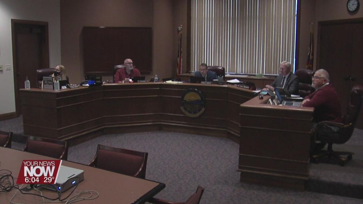 Auglaize County Commissioners hear concerns on Birch Solar Farm