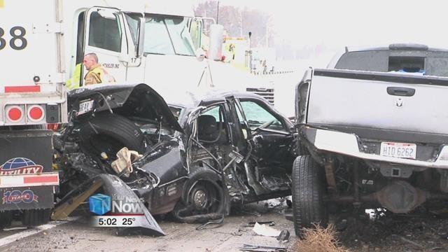 The Easiest Wreck On 75 Dayton Ohio {Fctiburonesrojos}
