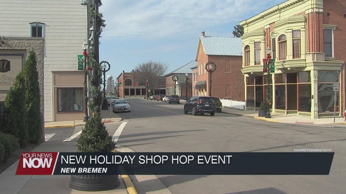 """New """"Holiday Shop Hop"""" to support Minster and New Bremen businesses"""