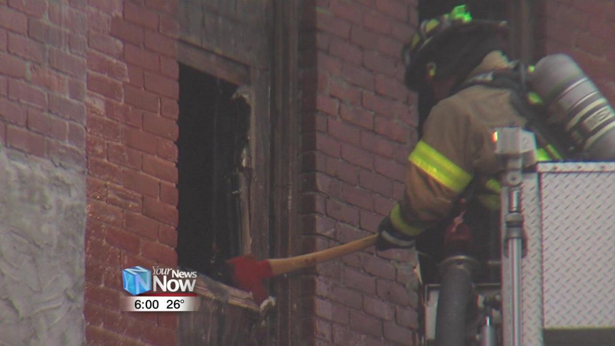 Findlay Fire Dept. investigating vacant building fire.jpg