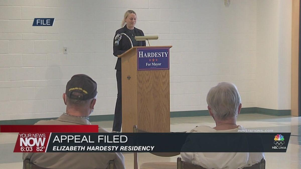 Appeal filed against judge's ruling in Elizabeth Hardesty's candidacy for Lima Mayor