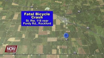 Bicyclist killed in Rockford