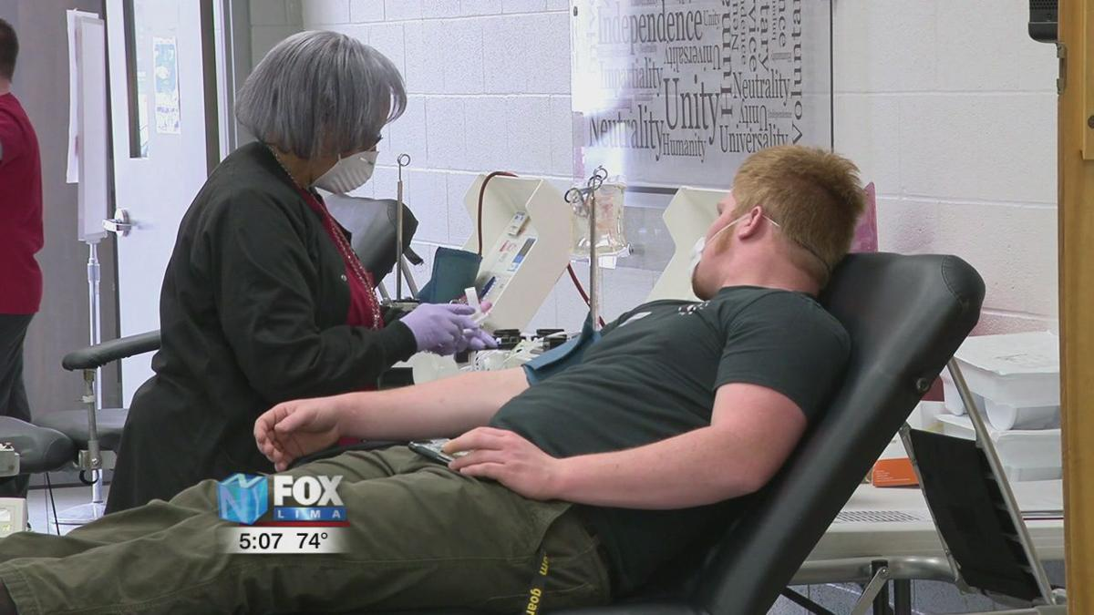 URGENT NEED FOR BLOOD-- the American Red Cross is asking people to donate