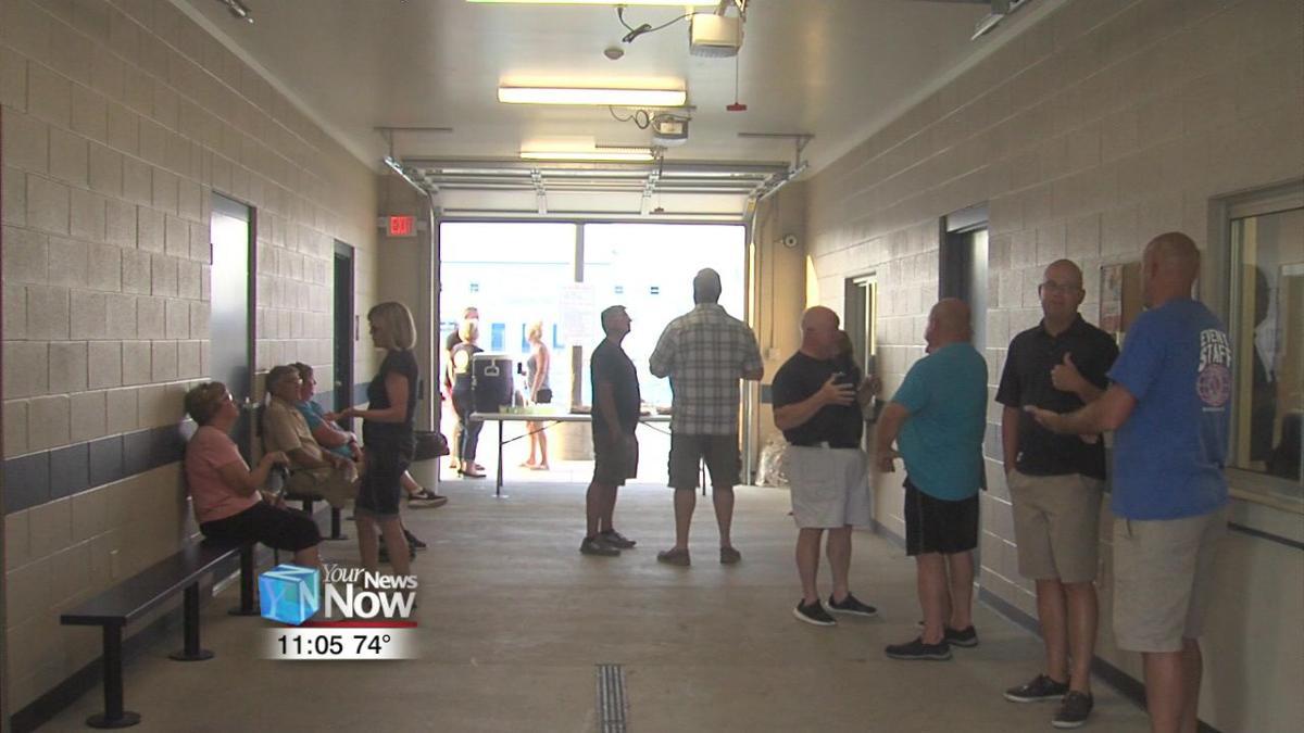 Open house held for Delphos Swimming Pool shelter house.jpg