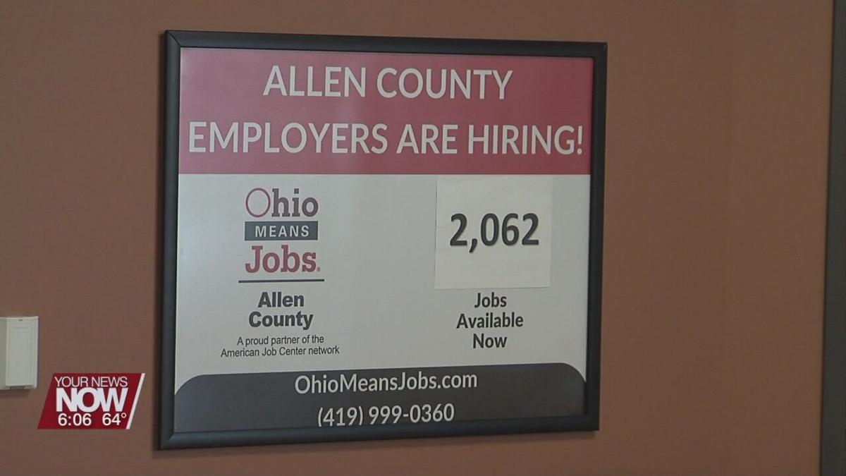 Ohio Means Jobs Allen County reports record number of job opportunities available in the area
