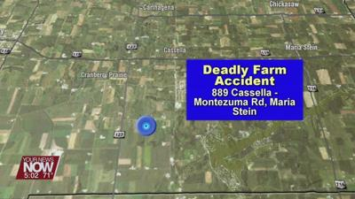 Sheriff's office investigating fatal farm accident in Mercer County