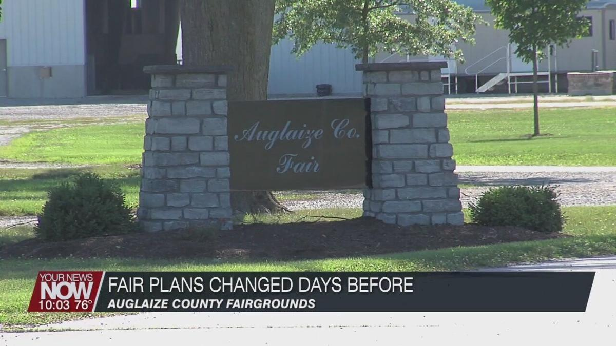 Governor's orders cause change of plans days before Auglaize County Fair