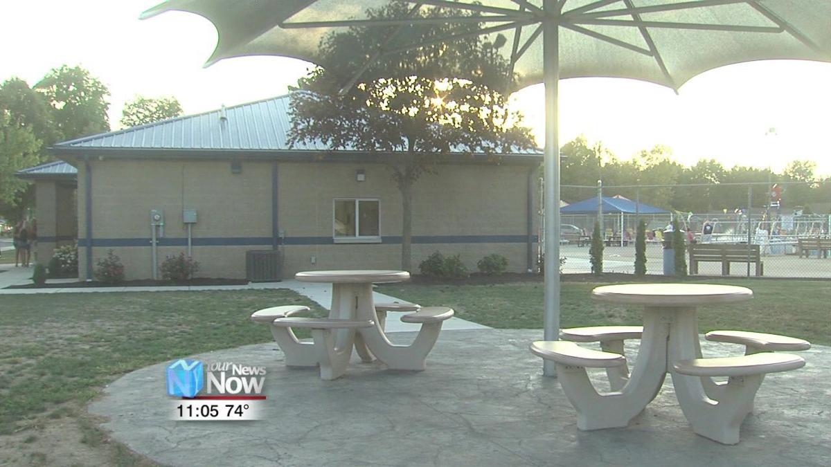 Open house held for Delphos Swimming Pool shelter house1.jpg