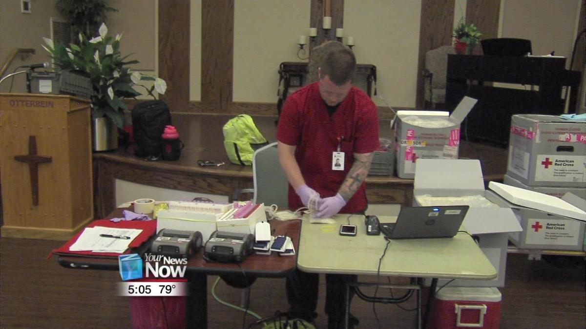 Otterbein Cridersville partner with American Red Cross for blood drive 1.jpg