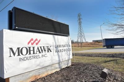 Mohawk is expanding its Thomasville plant