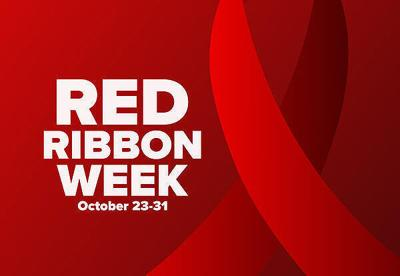 National Red Ribbon Week