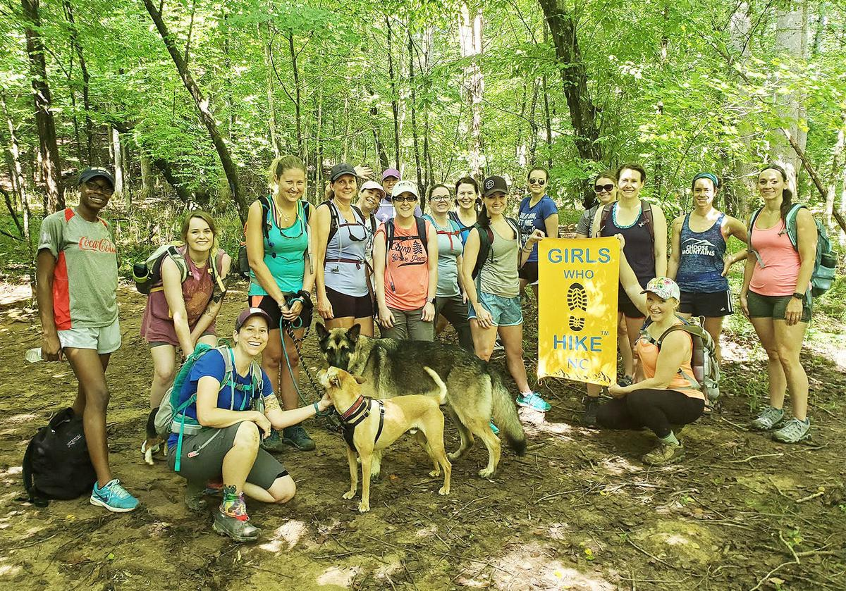 Hiking group fosters self-confidence in women